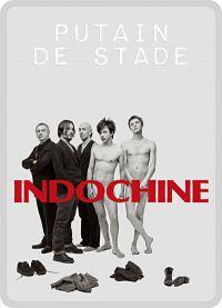 Cover Indochine - Putain de stade [DVD]